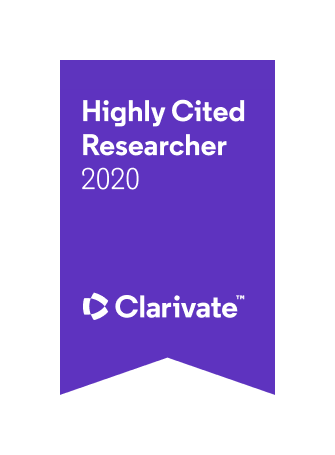 Highly Cited Author 2020