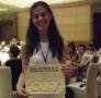 Best student paper Award ICMLC 2013